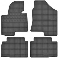 Hyundai Tucson II - dywaniki gumowe dedykowane ze stoperami