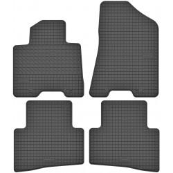 Hyundai Tucson III - dywaniki gumowe dedykowane ze stoperami