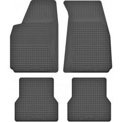 Audi A4 B6 - dywaniki gumowe korytkowe