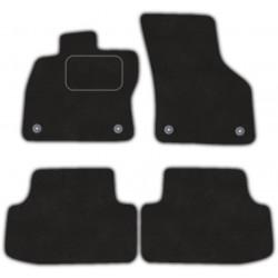 Seat Leon III - dywaniki welurowe MOTOLUX