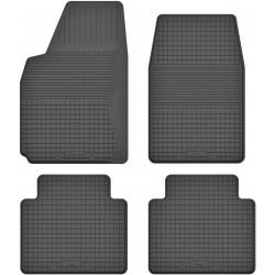 Audi A8 D4- dywaniki gumowe korytkowe