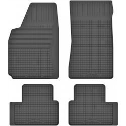 Audi Q5 - dywaniki gumowe korytkowe