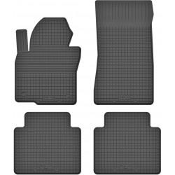 Audi Q7 I - dywaniki gumowe korytkowe