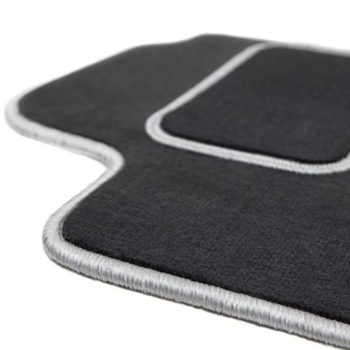 Mercedes-Benz C-Klasa W205 (od 2014) - dywaniki welurowe MOTOPREMIUM