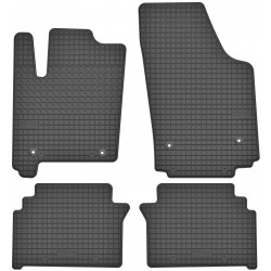 Opel Meriva A - dywaniki gumowe dedykowane ze stoperami