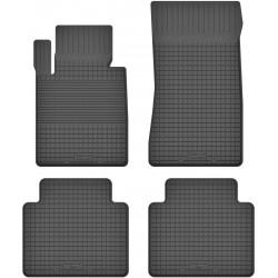 BMW 3 F30 / F31 - dywaniki gumowe korytkowe