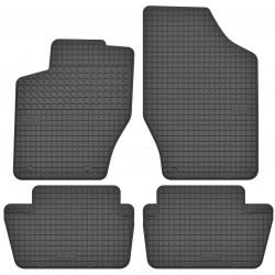 Peugeot 307 - dywaniki gumowe dedykowane ze stoperami