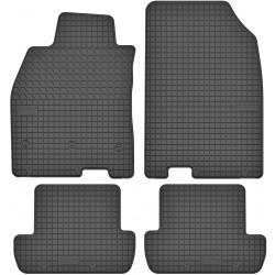 Renault Megane III - dywaniki gumowe dedykowane ze stoperami