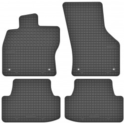 Seat Leon III - dywaniki gumowe dedykowane ze stoperami