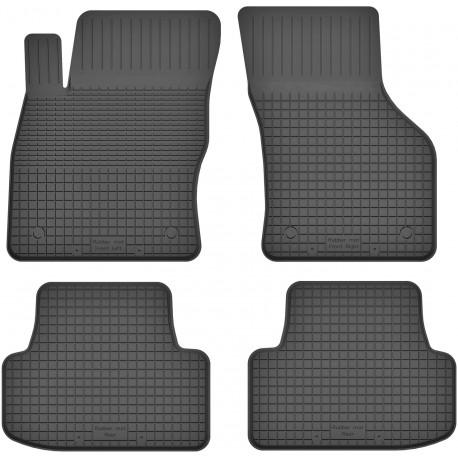 Audi Q2 (od 2016) - dywaniki gumowe korytkowe