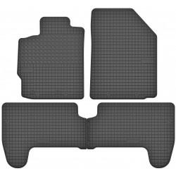 Toyota Yaris II - dywaniki gumowe dedykowane ze stoperami