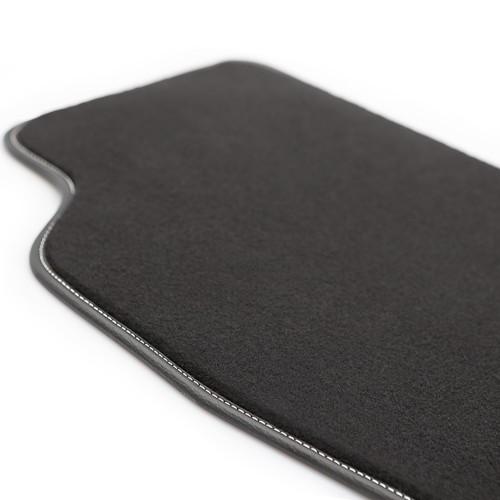 Kia Sorento II (od 2009) - dywaniki welurowe poliamidowe