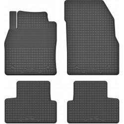 Chevrolet Cruze - dywaniki gumowe korytkowe
