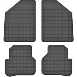Chevrolet Lacetti - dywaniki gumowe korytkowe
