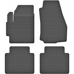 Chevrolet Rezzo - dywaniki gumowe korytkowe