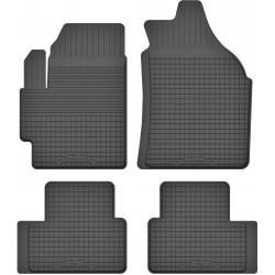 Chevrolet Spark I - dywaniki gumowe korytkowe