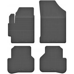 Chevrolet Spark II - dywaniki gumowe korytkowe