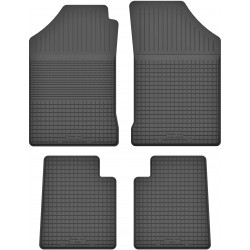 Citroen AX - dywaniki gumowe korytkowe