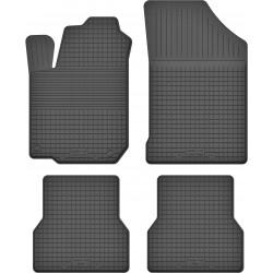 Citroen C2 - dywaniki gumowe korytkowe