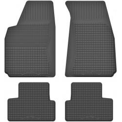Audi A4 B9 - dywaniki gumowe korytkowe