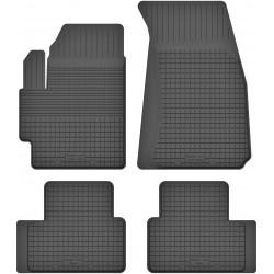 Citroen C5 II - dywaniki gumowe korytkowe