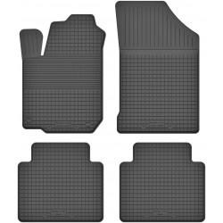 Citroen C6 - dywaniki gumowe korytkowe