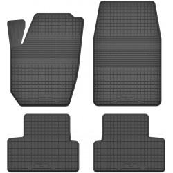Citroen DS3 - dywaniki gumowe korytkowe