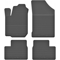 Dacia Duster - dywaniki gumowe korytkowe