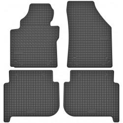 VW Touran I - dywaniki gumowe dedykowane ze stoperami