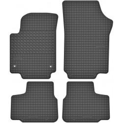 VW UP! - dywaniki gumowe dedykowane ze stoperami