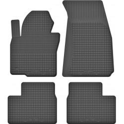 Dacia Lodgy - dywaniki gumowe korytkowe
