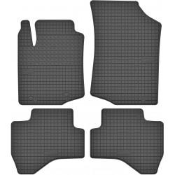 Toyota Aygo II - dywaniki gumowe dedykowane ze stoperami