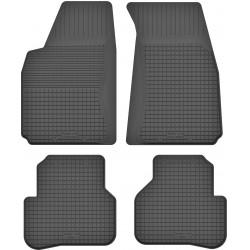 Dacia Logan I - dywaniki gumowe korytkowe