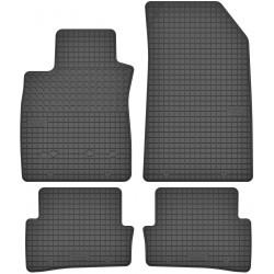 Renault Clio IV (od 2012) - dywaniki gumowe dedykowane ze stoperami