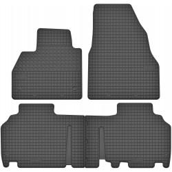 Renault Kangoo II (od 2008) - dywaniki gumowe dedykowane ze stoperami