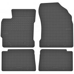 Toyota Auris I (2006-2013) - dywaniki gumowe dedykowane ze stoperami
