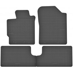 Toyota Yaris III (od 2011) - dywaniki gumowe dedykowane ze stoperami