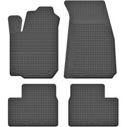Dacia Sandero I - dywaniki gumowe korytkowe