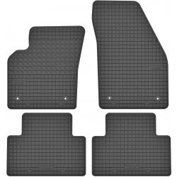 Volvo C30 - dywaniki gumowe dedykowane ze stoperami