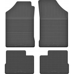 Daihatsu Charade - dywaniki gumowe korytkowe