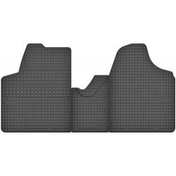 Citroen Jumpy II - dywaniki gumowe dedykowane ze stoperami