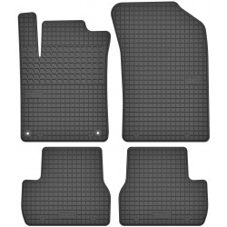 Citroen DS3 (od 2009) - dywaniki gumowe dedykowane ze stoperami