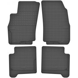 Fiat Grande Punto (2005-2009) - dywaniki gumowe dedykowane ze stoperami