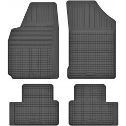 Fiat Albea - dywaniki gumowe korytkowe
