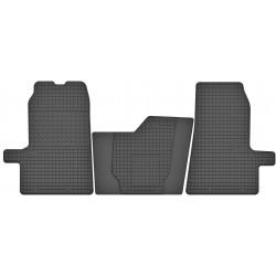 Ford Transit VII - dywaniki gumowe dedykowane ze stoperami
