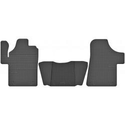 Mercedes Viano - dywaniki gumowe dedykowane ze stoperami