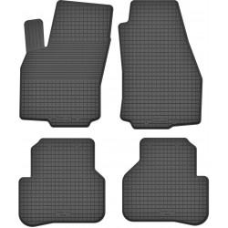 Fiat Fiorino IV- dywaniki gumowe korytkowe