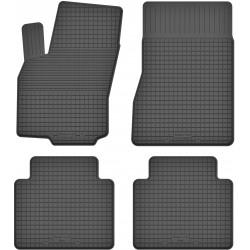 Fiat Idea - dywaniki gumowe korytkowe