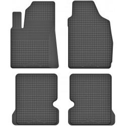 Fiat Panda II - dywaniki gumowe korytkowe