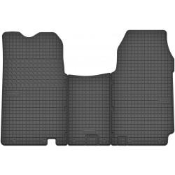 Renault Trafic II - dywaniki gumowe dedykowane ze stoperami